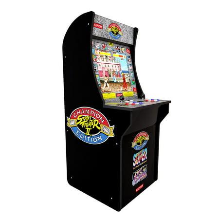 Arcade 1Up Street Fighter II Arcade