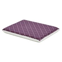 Midwest Homes for Pets QuietTime Couture Paxton Reversible Crate Pad