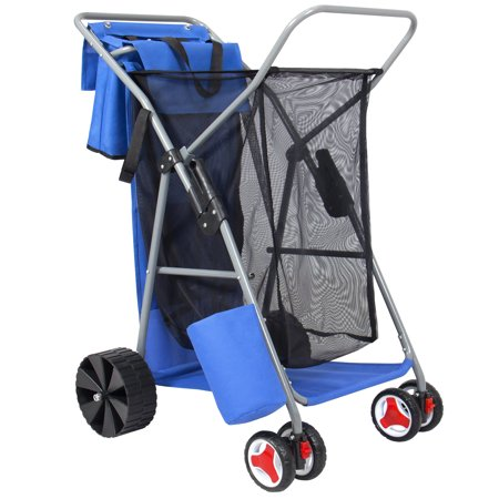 Best Choice Products Folding Utility Cart