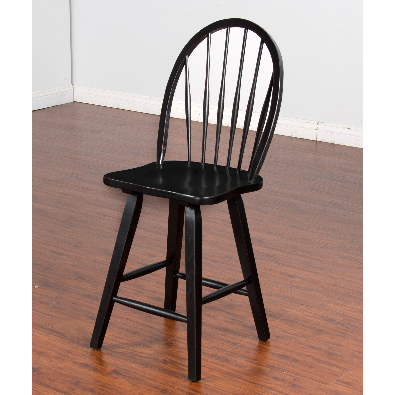 Sunny Designs Bowback 24 in. Counter Stool