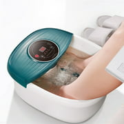 Best Foot Rollers - MaxKare Foot Spa Bath Massager with Heat, Bubbles Review