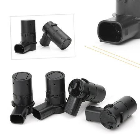 GZYF 4PCS Plastic Reverse Backup Parking Sensors For Ford F250 F350 2001-2011
