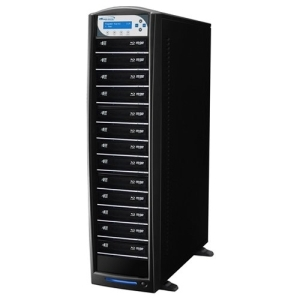 SHARKNET BLU-RAY DVD CD USB 1:13 NETWORK DISC DUPLICATOR HDD