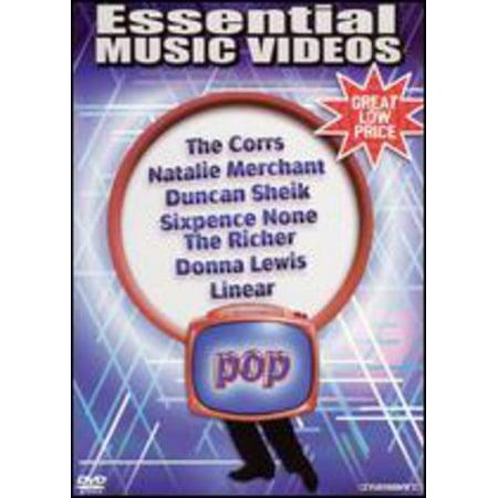 Essential Music Videos: Pop (DVD) ()
