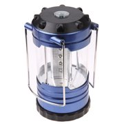 WOCLEILIY Outdoor Portable Hanging LED Camping Tent Light Bulb Fishing Lantern Lamp