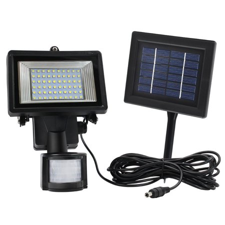 Waterproof Outdoor Solar PIR Motion Sensor 60 LED Security Light At Garden Se
