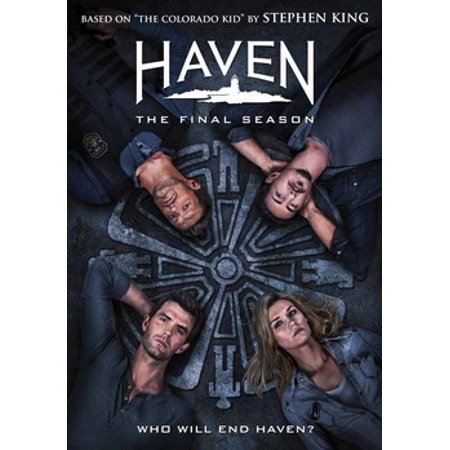 Haven: The Complete Final Season (DVD) (Has The Tv Show Haven Been Cancelled)