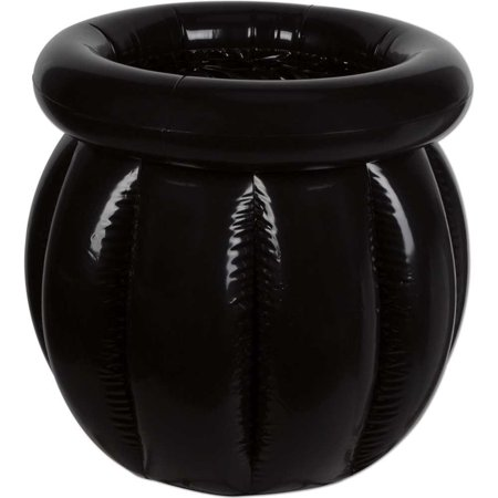 Inflatable Cauldron Cooler Halloween Decoration - Witches Cauldron Halloween Decoration