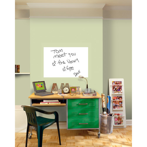 WallPops Medium White Message Board