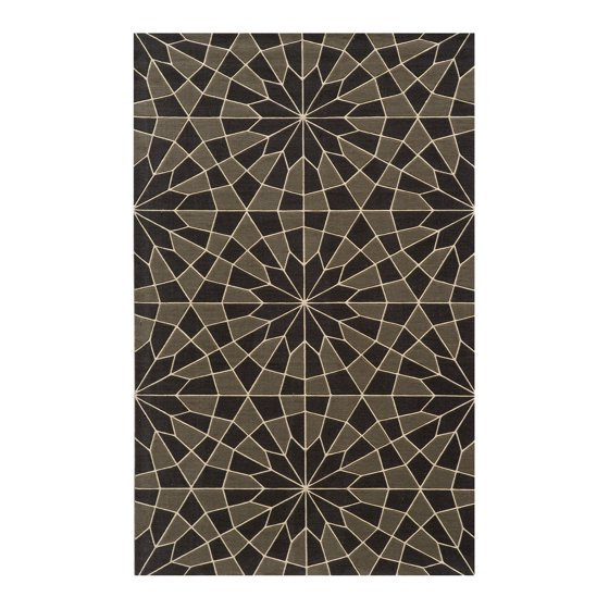 Momeni Elements El 30 Area Rug Charcoal Walmart Com