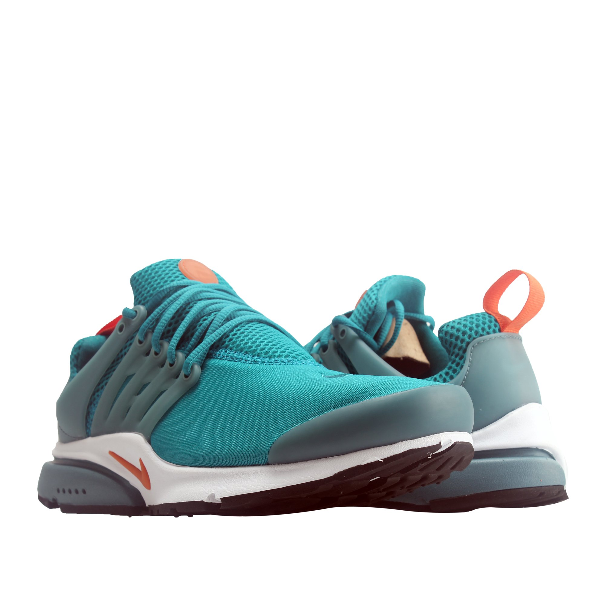 the latest 64ea2 1fcfe Nike Air Presto Essential Dolphins Teal Orange Men s Running Shoes  848187-404