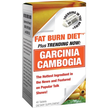 Trending In The News Garcinia Cambogia Dietary Supplement Tablets  40 Count