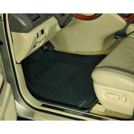 3D MAXpider 2013-2018 Ford C-Max 2013-2014 Escape Classic 1st Row Black Deluxe Looped Polyester Carpet Floor Mat L1FR05612209