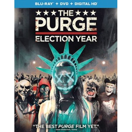 The Purge: Election Year (Blu-ray) - The Purge Couple