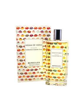 Assam Of India Collection Grands Cru Eau De Parfum 3.38 Oz. / 100ml for Men by Berdoues