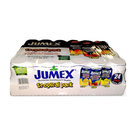- Jumex Tropical Pack - 24/11.3 oz. cans