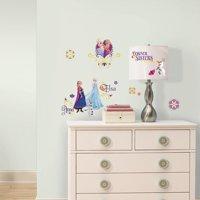 Disney Frozen Peel & Stick Wall Decals 27 pc Pack