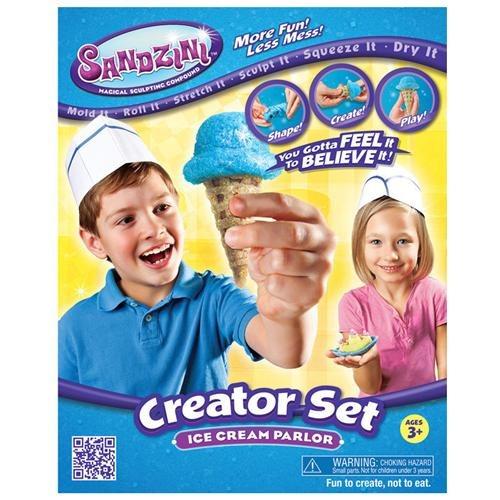 Sandzini Ice Cream Parlor Set