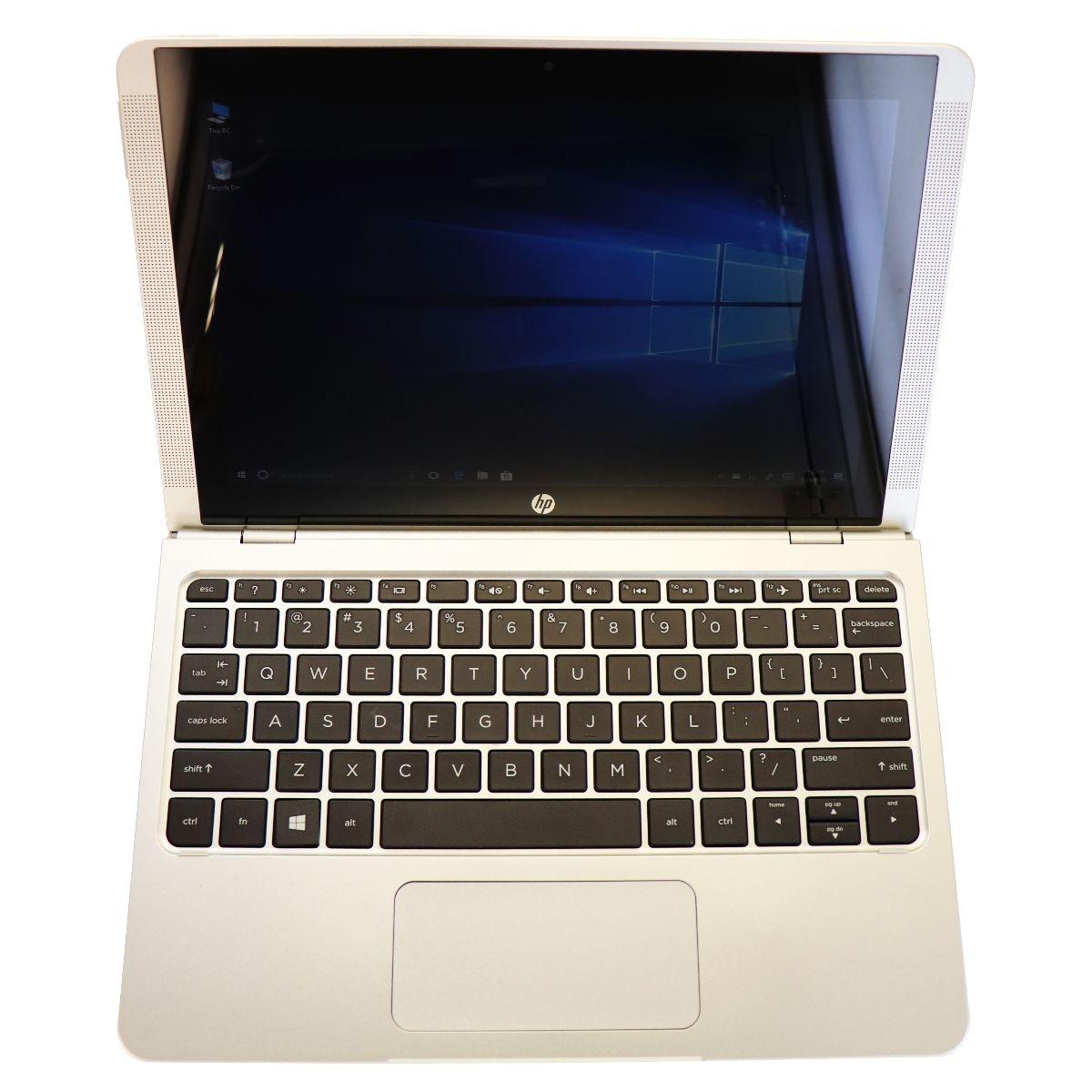 HP G2 Detachable NetBook Tablet Intel Atom 32GB 2GB - Silver (Refurbished)