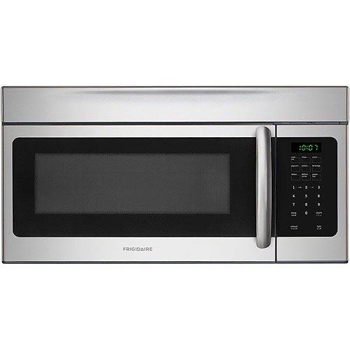 Walmart Microwave Ovens ~ Frigidaire quot cu ft w over the range microwave