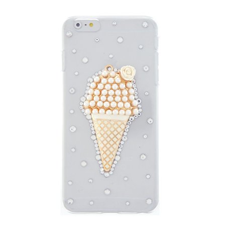 Casebee    Ice Cream Cone Iphone 6 Plus  5 5  Case  Package Includes Screen Protector