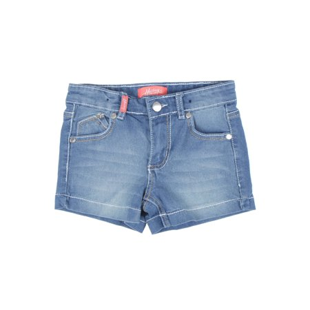 7H045(SH) - Girls Stretch 5 Pockets Premium Shorts