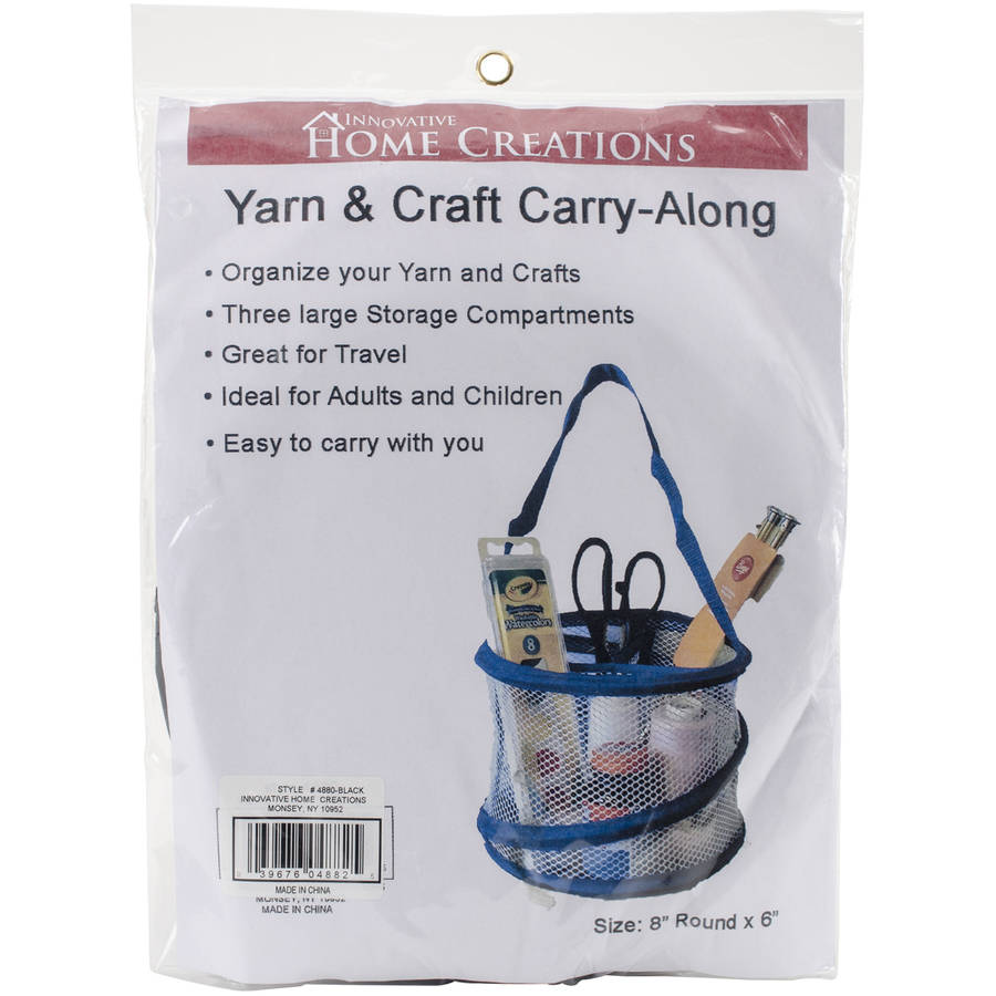 "Yarn & Craft Carry-Along, 8"" x 6"""