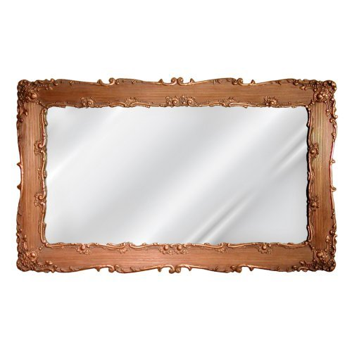 Hickory Manor House Decorative Rectangle Mirror - 20W x 33H in.