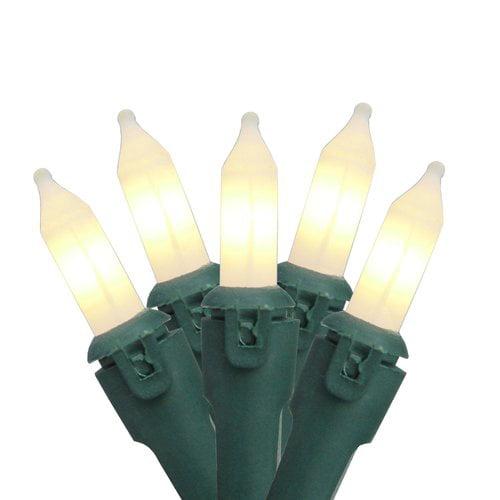 Northlight Seasonal Commercial Grade Mini Christmas Light (Pack of 100)