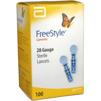 FreeStyle Lancets 100 Each