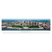Blakeway Worldwide Panoramas, Inc US skyline Saint Louis, Missouri by James Blakeway Photographic Print