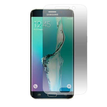 Insten Clear Tempered Glass LCD Screen Protector Film Cover for Samsung Galaxy S6 Edge Plus