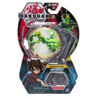 Bakugan Ultra, Mantonoid, 3-inch Collectible Action Figure and Trading Card, for Ages 6 and Up