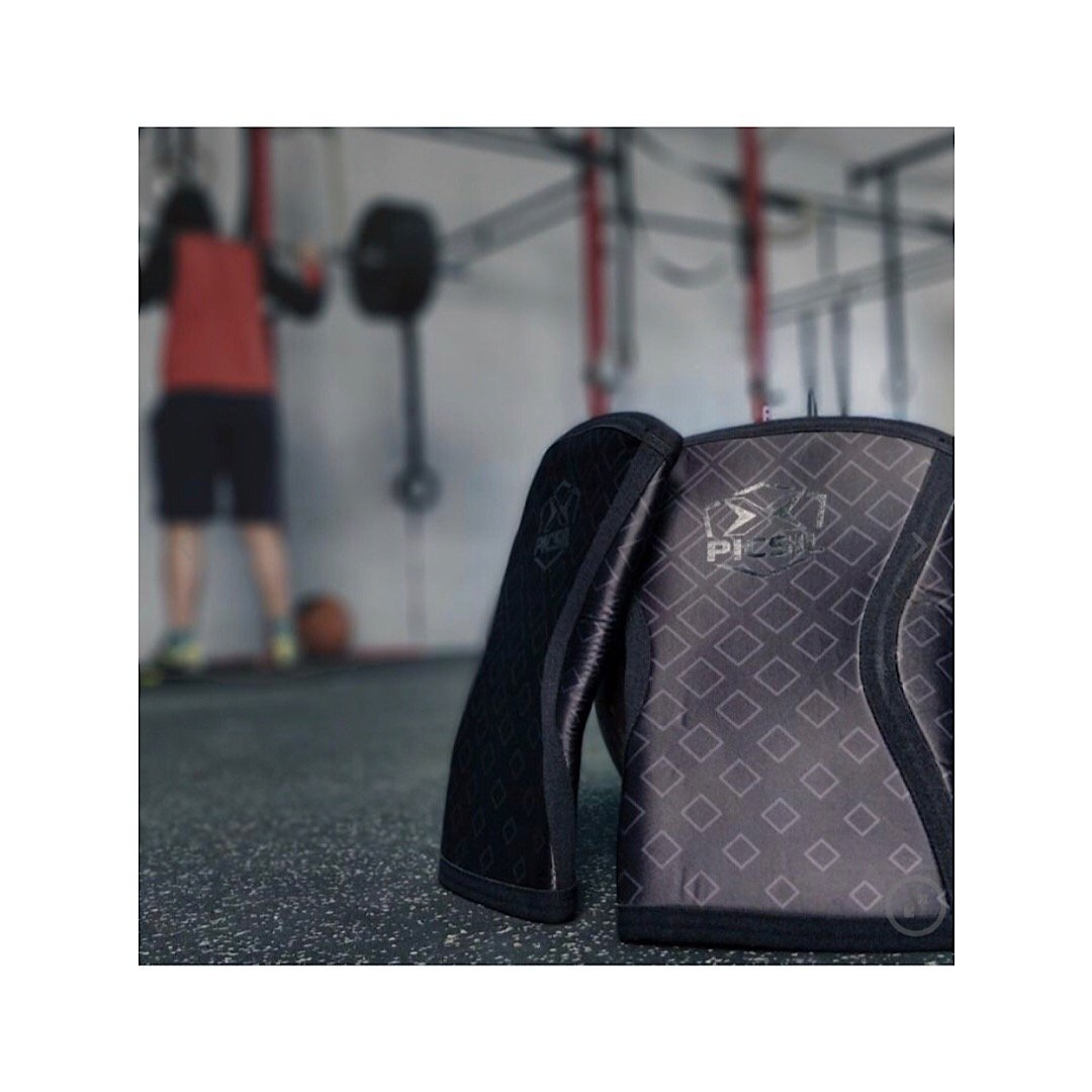 """Knee Sleeves from article """"5 Crossfit Essentials to boost performance"""""""