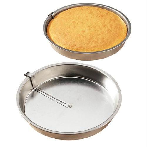 WalterDrake Easy Release Cake Pan Set of 2