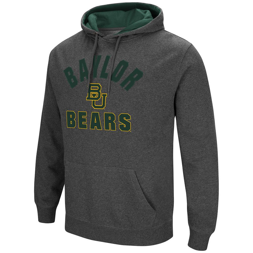 Mens NCAA Baylor Bears Pull-over Hoodie