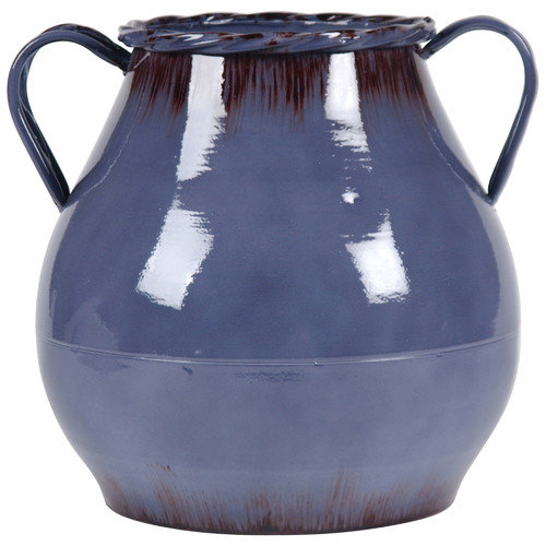 Wilco Home Round Pot Planter