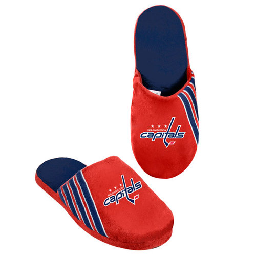 NHL - Washington Capitals Hard Sole Stripe Slipper