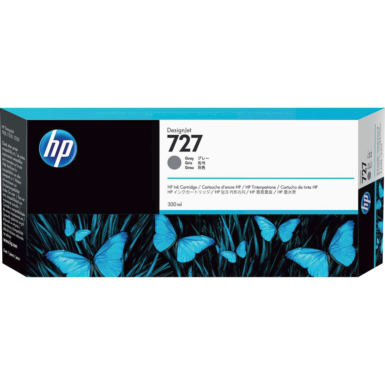 HP, HEWF9J80A, 727 Ink Cartridge, 1 Each