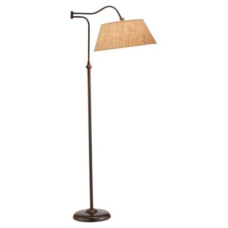 Adesso Rodeo 3349 Floor Lamp - Antique Bronze