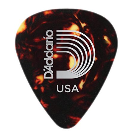Planet Waves 1CSH7-100 Celluloid Standard Picks 1.10mm X-Heavy - shell (100 pack)