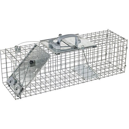 - Havahart Easy Set Rabbit and Skunk Animal Trap