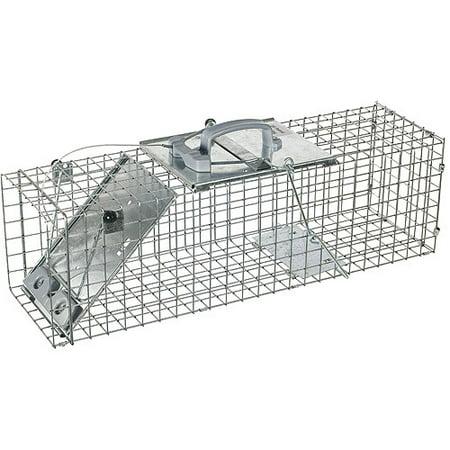 Havahart Cage Trap - Havahart Easy Set Rabbit and Skunk Animal Trap