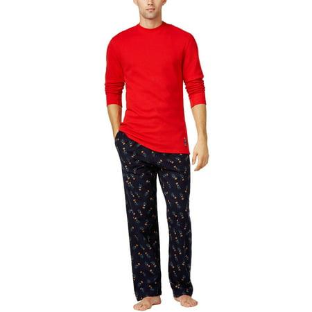 a651e792363c Polo Ralph Lauren - POLO RALPH LAUREN Pajama Set Shirt   Printed ...