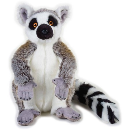 - Lelly National Geographic Plush, Lemur