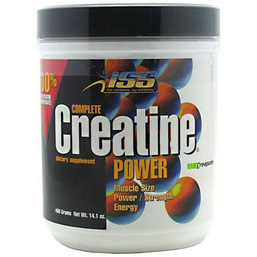 ISS Complete Creatine Powder, 80 Servings