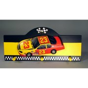 Judith Edwards Designs Race Car Wall Peg Figurine Wall Decor