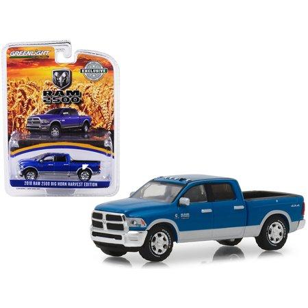 2018 Dodge Ram 2500 Big Horn Pickup Truck New Holland Blue