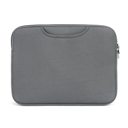 "Soft Sleeve Bag Case Briefcase Handlebag Pouch for MacBook Pro Retina 15-inch 15.6"" Ultrabook Laptop Notebook Portable - image 3 de 7"