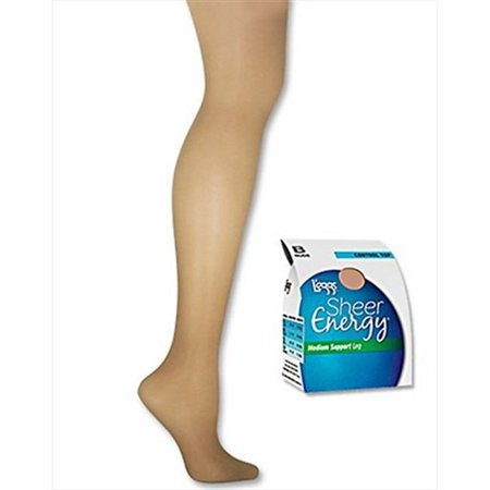 bb1243670f5 L eggs® Women s Sheer Energy Control Top Pantyhose – 65400 – Jet ...